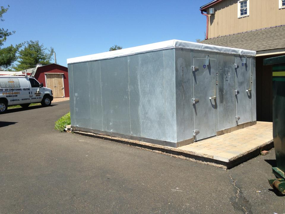 Commercial Refrigerators And Walk In Cooler Repair M J