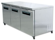 1Maxximum Cold Under Counter Refrigerator MCF-72U