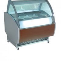 LOWE DC12, DC8 Ice Cream Dipping Cabinet
