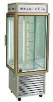 LOWE K4T Revolving Shelf Display Freezer