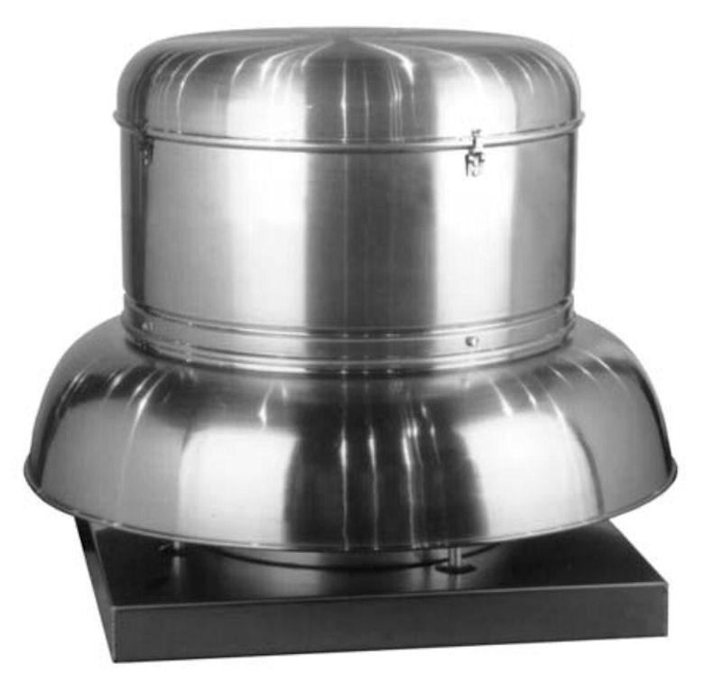 Loren Cook Company Ace Downblast Centrifugal Roof
