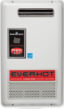 Bradford Water Heater >> Bradford White EverHot Tankless Water Heater TG-150E-N | M ...
