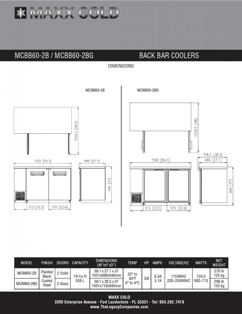 MCBB60-2B--MCBB60-2BG Spec Sheet pg2