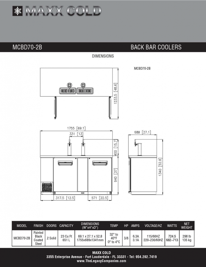 MCBD70-2B Spec pg2