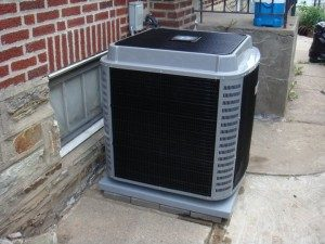 repaired ac unit